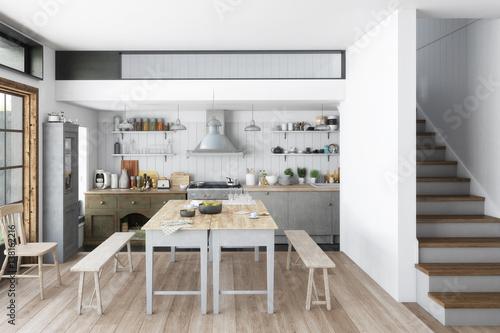 """Küche: Aus Alt Mach Neu (Möblierung)"""" Stock Photo And Royalty-Free"""