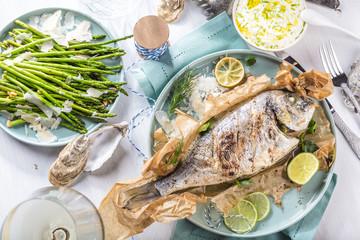 Dorade (Fischspezialitäten)