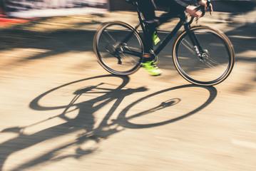 Radsport - Schattenwurf