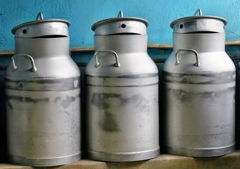 Bouilles de lait