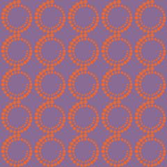 fabric texture vector circular pattern
