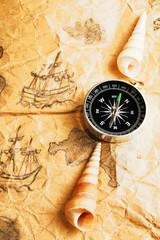 Marine map