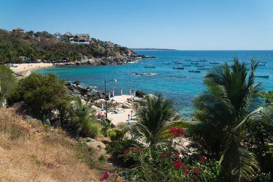 Playa Manzanillo, Puerto Escondido, Mexico