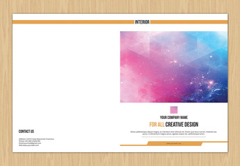 Creative Design Brochure Layout