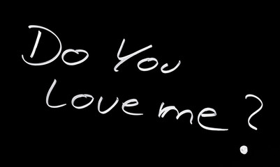 Image result for do you love me