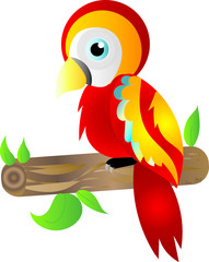 parrot gradient