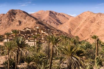 Agard Imlalne Near Tafraoute, Morocco