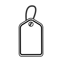 commercial tag product icon vector illustration design
