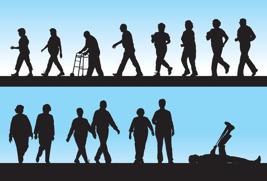 Active Senior Citizens