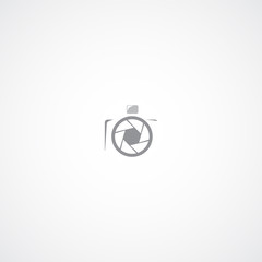 Photography icon logo