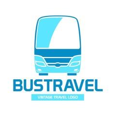 Travel, transportation logo
