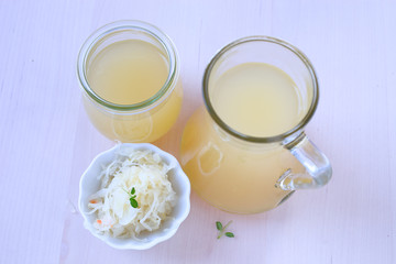 Sauerkraut- Saft