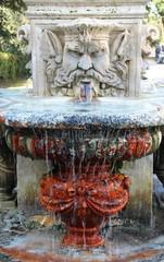 Fontana a Villa Borghese, Roma