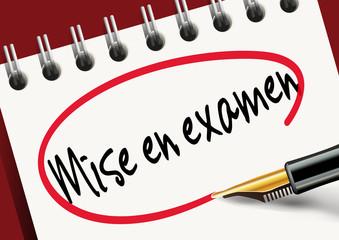 Mise en Examen - justice - arrestation - fraude
