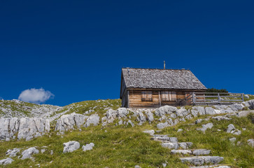 Rural authentic house in the mountains in Austria