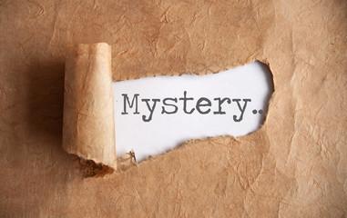 Fototapeta Uncovering a mystery obraz