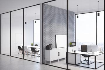 Elegant CEO room interior