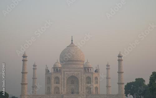"Taj Mahal Pictures Scenic Travel Photos: ""Scenic Taj Mahal Temple"" Stock Photo And Royalty-free"