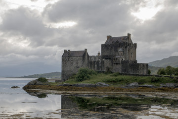 Castle of Eiliean Donan