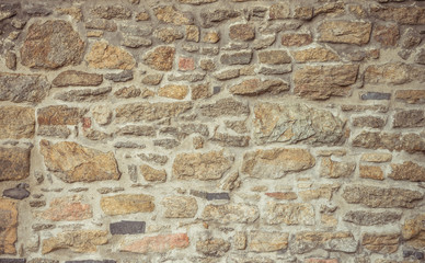 granite stone wall background Wall mural