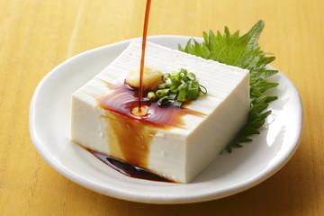 豆腐 Japanese tofu