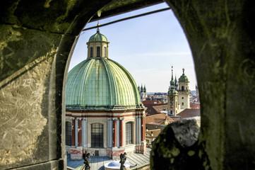 Prague, old city center, Czech Republic