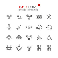 Easy icons 06a Networks