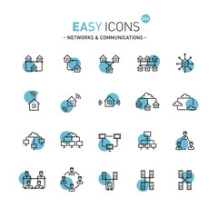 Easy icons 06d Networks