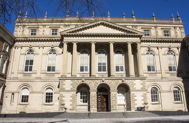 Osgoode Hall facade main part