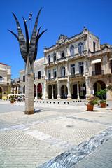 Plaza Vieja, Havanna Vieja, Kuba