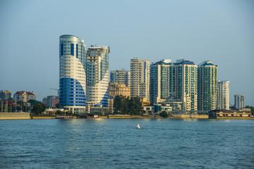 City landscape, Krasnodar