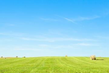 Beautiful Rural countryside landscape.