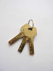 Ключи от дверного замка