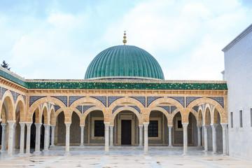 Tuinposter Tunesië Habib Bourguiba Mausoleum