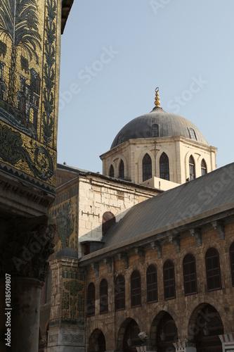 Umayyad Mosque, Damascus (Before Syrian war)