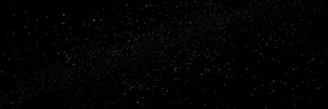 star field 3d rendering