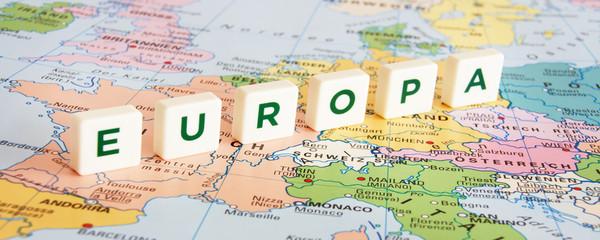 Europa Fototapete