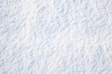 texture of white snow