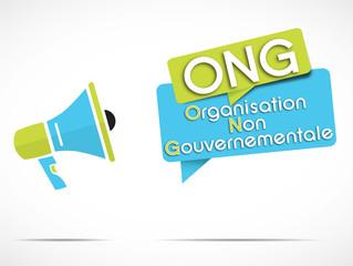 mégaphone : ONG