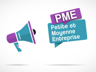 mégaphone : PME