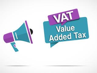 megaphone : VAT