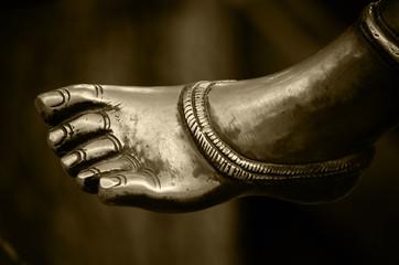 Goddess Kali statue