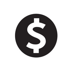 Money icon vector illustration