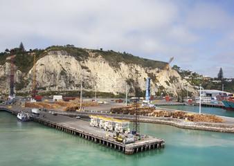 Napier Town Port