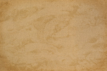 Vintage natural linen fabric with free designs for the background