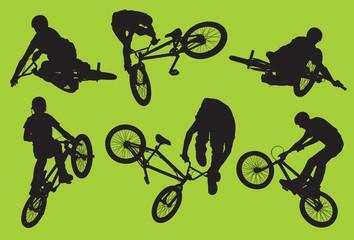 Extreme BMX Biking