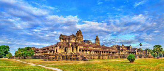 Angkor Wat Main Temple at Siem reap, Cambodia