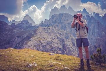 Senior Nature Photographer