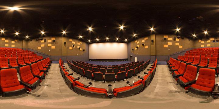 full sphere seamless cinema panorama