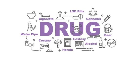 drug vector banner